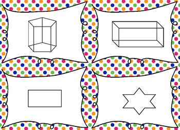 Geometric Shapes and Their Attributes 3.6A TEKS