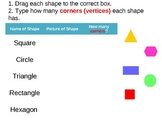 Geometric Shapes in PowerPoint