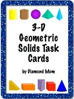 Geometric Solids Bundle