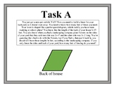 Geometric Theorems Task Cards