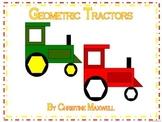 Geometric Tractors for the Farm Units 2D Shapes