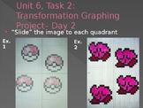 Geometric Transformations Art Project