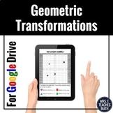 Geometric Transformations Digital Activity