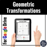 Geometric Transformations Digital Activity