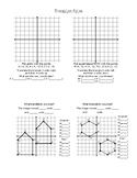 Geometric Transformations Notes