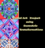 Geometric Transformations: Radial Art
