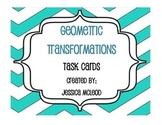 Geometric Transformations Task Cards