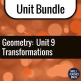 Geometric Transformations Unit Bundle