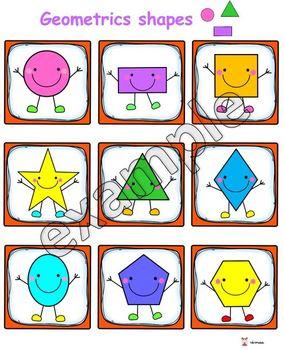 Geometrics shapes