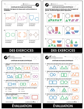 Géométrie: Construire des Figures Géométriques An. PK-2
