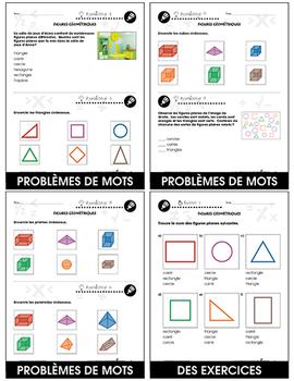 Géométrie: Figures Géométriques An. PK-2