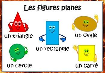 Géométrie, Figures planes et solides, propriétés