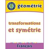 Géométrie: Transformations et Symétrie An. PK-2