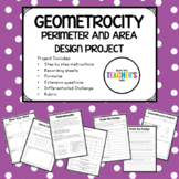 Geometrocity: Perimeter and Area Project