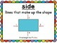 Geometry 2-D and 3-D Shapes- 1st Grade