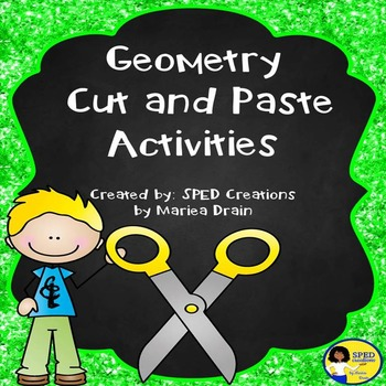 Geometry Cut and Paste Activities