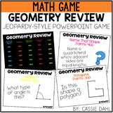 Geometry Review Game