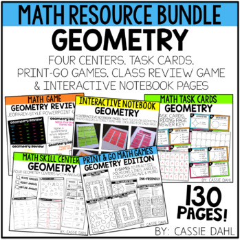 Geometry Bundle
