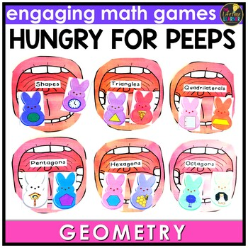 Easter Geometry Game