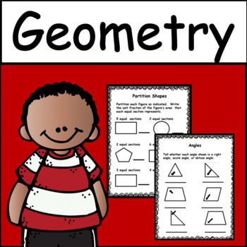 Introduction to 3rd Grade Geometry