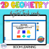 Geometry   2D   Boom Learning℠ Task Cards
