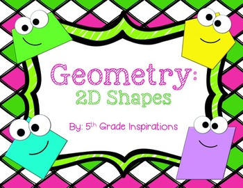 Geometry: 2D Shapes