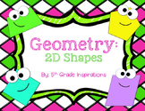 Geometry: 2D Shapes