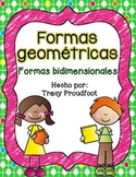 Geometry - 2D Shapes (SPANISH)