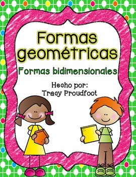 Geometry - 2D Shapes (SPANISH)