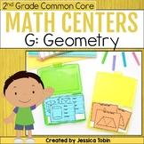 Geometry- 2nd Grade Math Centers