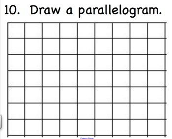 Geometry 3.G.1 Grade 3