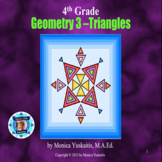 4th Grade Geometry 3 - Triangles Powerpoint Lesson