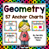 Geometry: 57 Anchor Charts