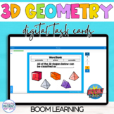 Geometry | 3D | Boom Learning℠ Task Cards