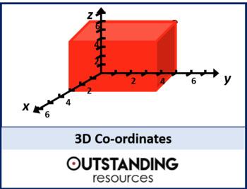 Geometry: 3D Co-ordinates