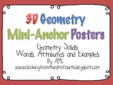 3D Geometry Posters