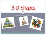 Geometry  3D Shapes