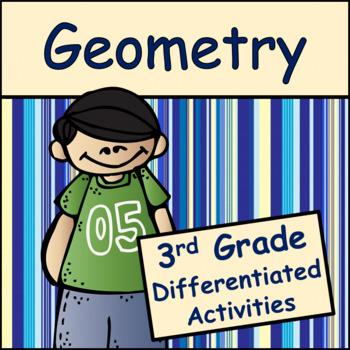 Geometry: 3rd Grade Common Core