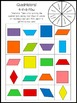 Geometry 4-in-a-row Game