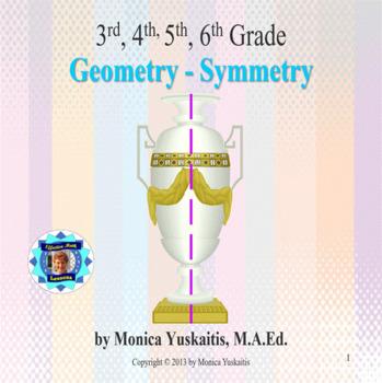 Common Core 4th - Geometry 5 - Symmetry