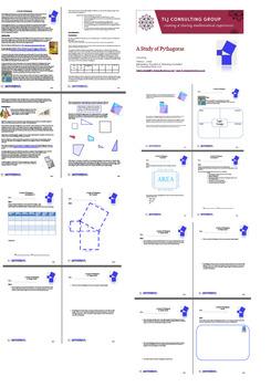 Geometry A Study of Pythagoras