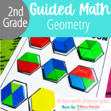 Geometry Activities - 2D Shapes and 3D Shapes