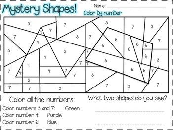 Geometry Activities! Scoot, Sort, and MORE!