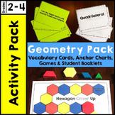 Geometry Activity Pack