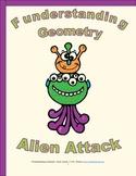 Geometry: Alien Attack