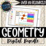 Geometry All Things Digital Bundle; Distance Learning, Goo