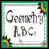 Geometry Alphabet Book