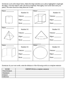 Geometry: An Interactive Study Guide