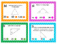 Geometry/Angle Poke Cards 2.MD.C.5, 2.MD.C.6, 2.MD.C.7