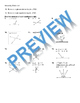 Geometry- Angle Theorems- Exit Ticket, Quiz or Homework